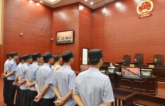 十堰集中宣判4起涉毒品犯罪案件5人一审被判处死刑